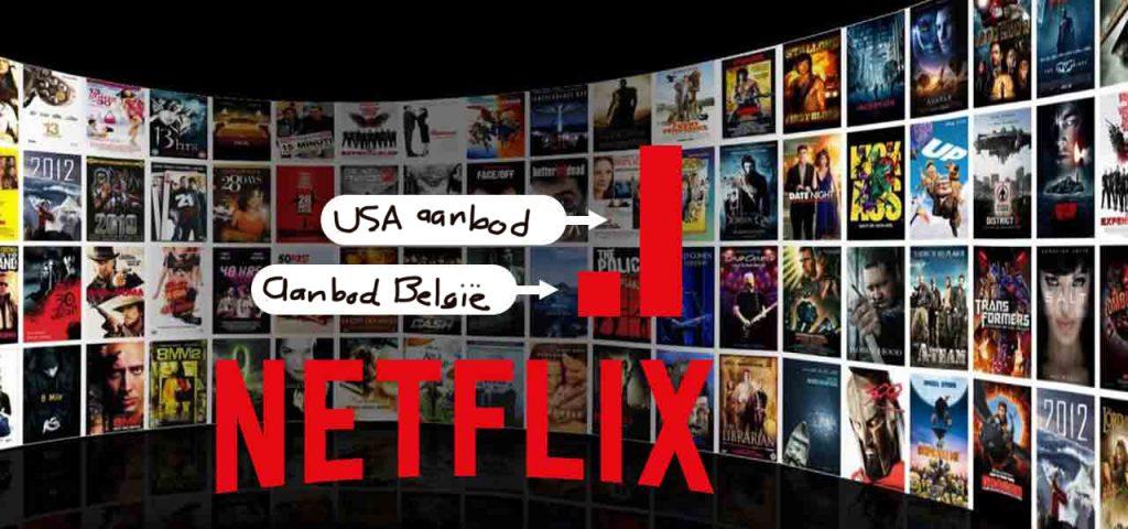 Netflix Usa Kijken Met Een Vpn Verbinding In Belgie