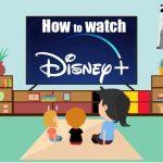Disney plus tv kijken