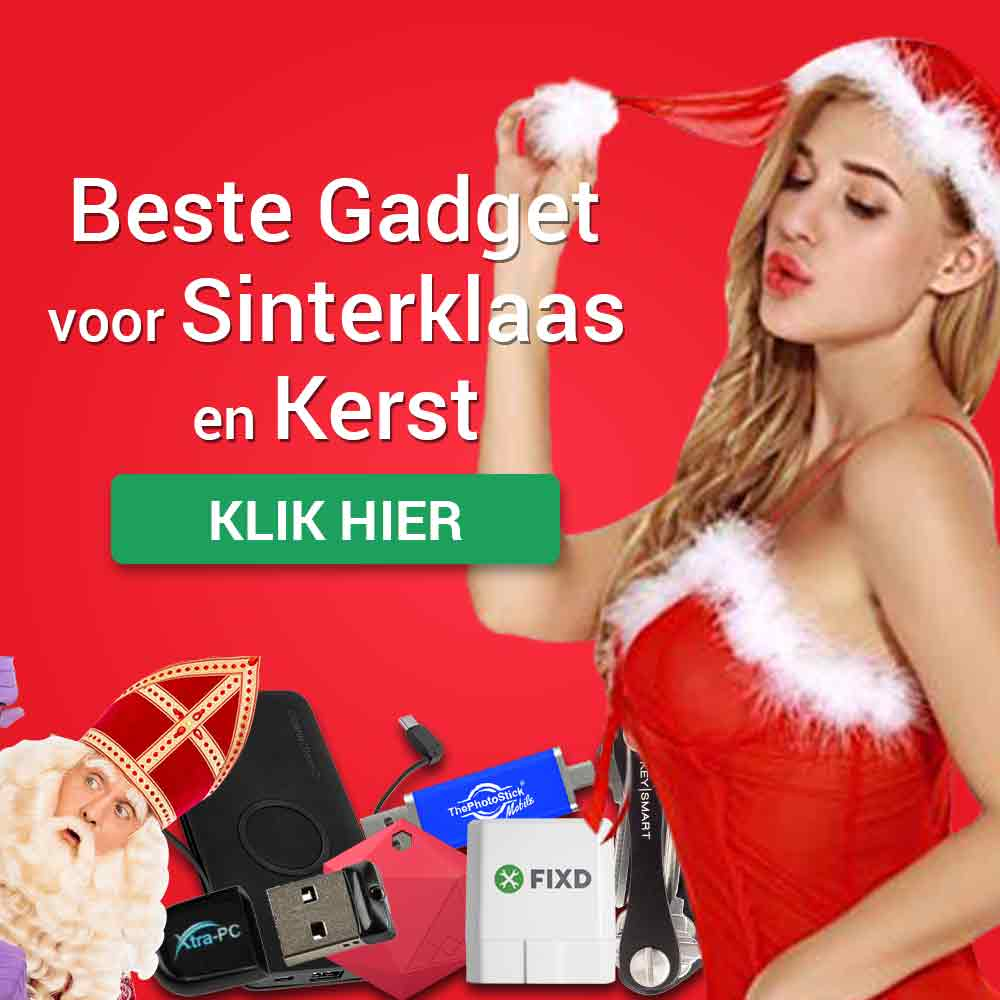 christmas gadgets banner be