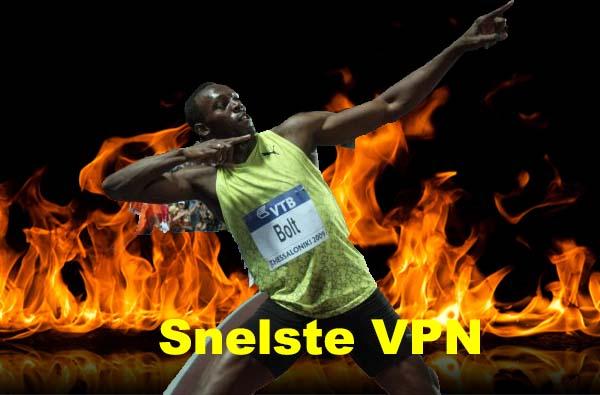 Snelste VPN service