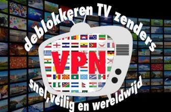 Belgische tv vanuit het buitenland streamen is kinderspel met een VPN provider