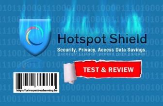 HotSpotShield is één van de goedkoopste aanbieders op de markt